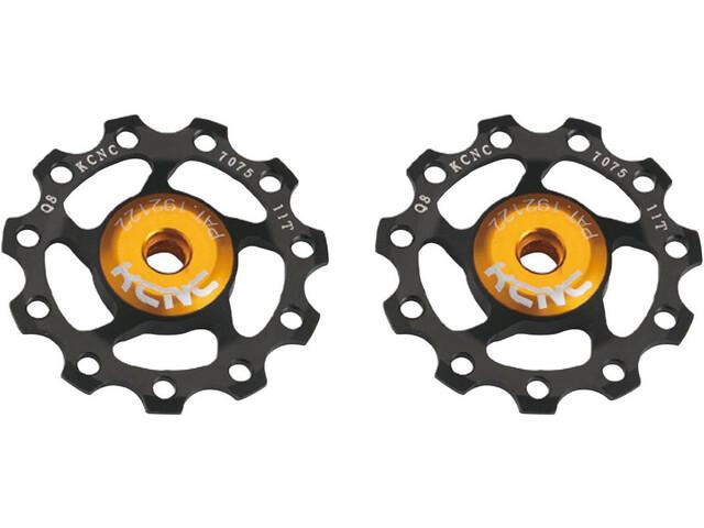 KCNC Jockey Wheel 11teeth, SS Bearing, pair
